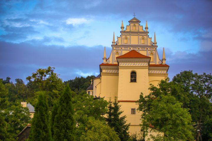 Kościół Farny W Kazimierzu Dolnym 3
