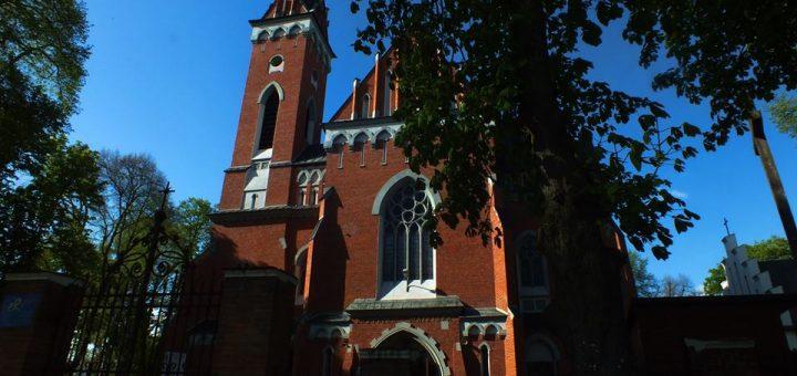 Sanktuarium w Wąwolnicy