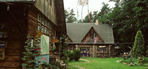 Lążek Garncarski - Garncarska wioska