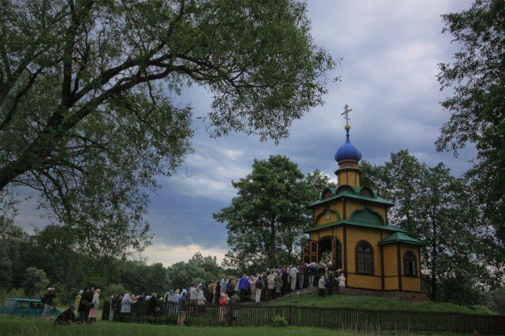 Jableczna prawoslawny klasztor