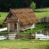 Maslomecz - wioska gotow