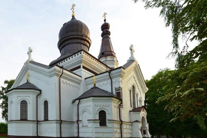 Wlodawa cerkiew