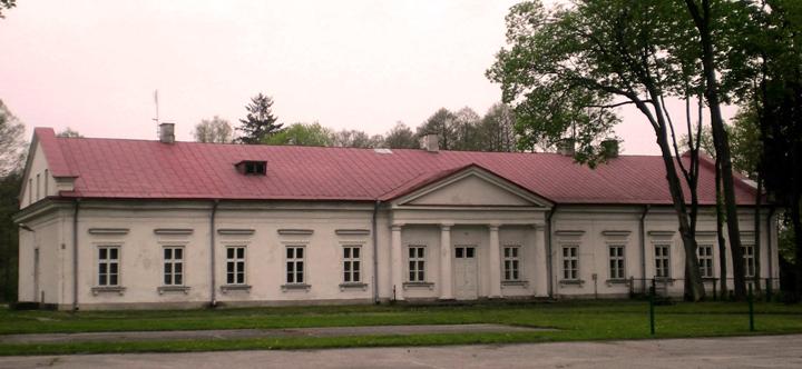 Zespół Zarządu Ordynacji Zamoyskich