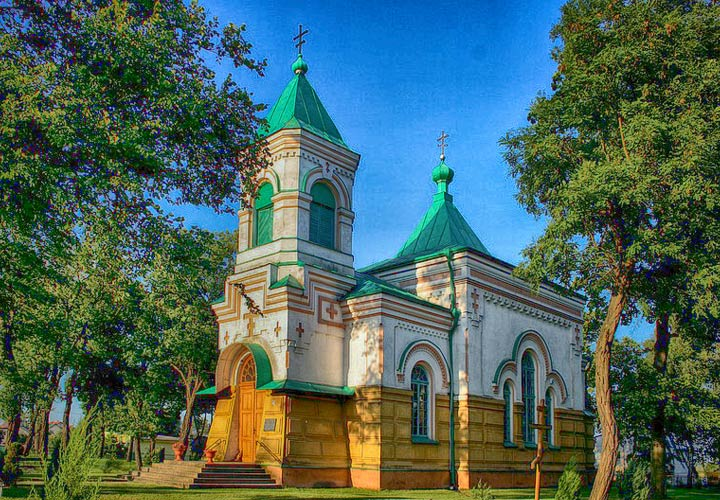 Kobylany - cerkiew