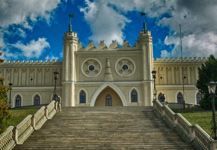 Muzeum na zamku w Lublinie