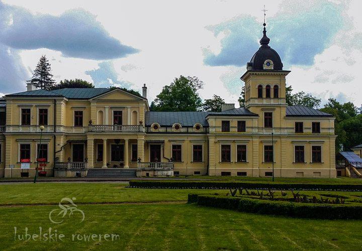 Pałac rodziny Kleniewskich w Kluczkowicach