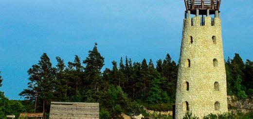Wieża widokowa w Józefowie