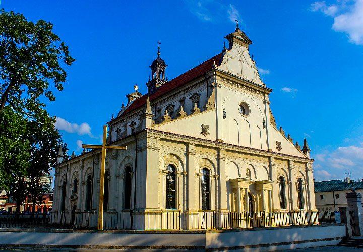 Katedra pw. Zmartwychwstania Pańskiego i św. Tomasza Apostoła