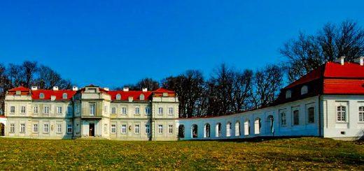 Narol - Pałac Łosiów