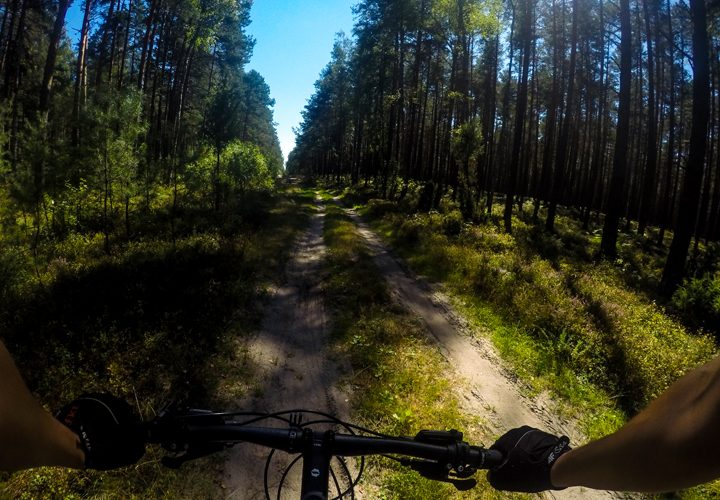 Roztocze na rowerze