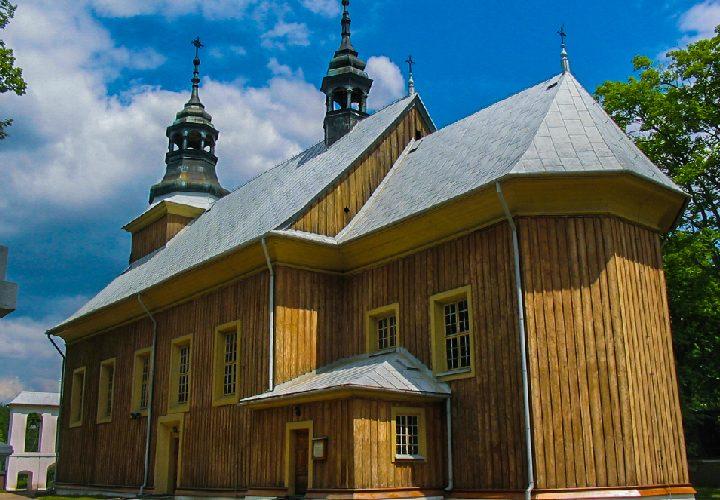 Sanktuarium św. Stanisława w Górecku Kościelnym