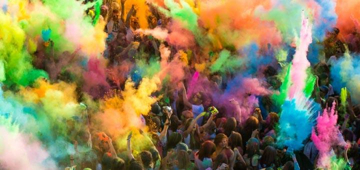 Festiwal Kolorów w Lublinie