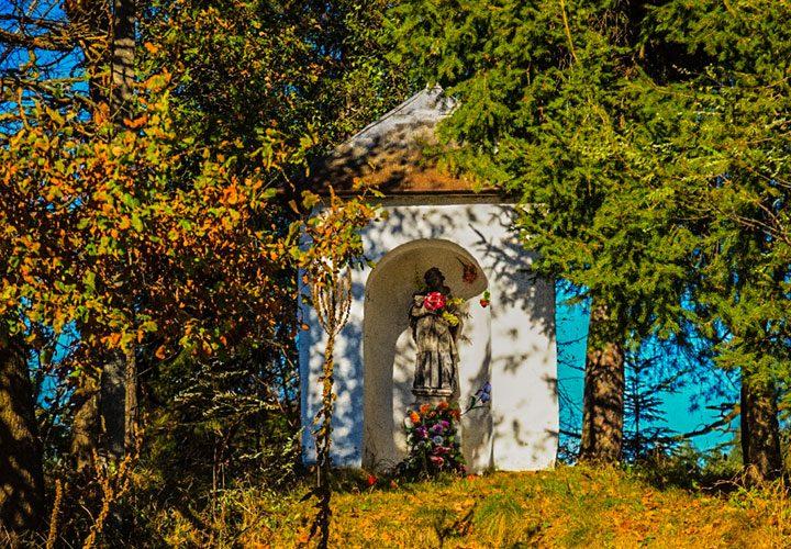 Kapliczka Św. Jana Nepomucena w Bełżcu