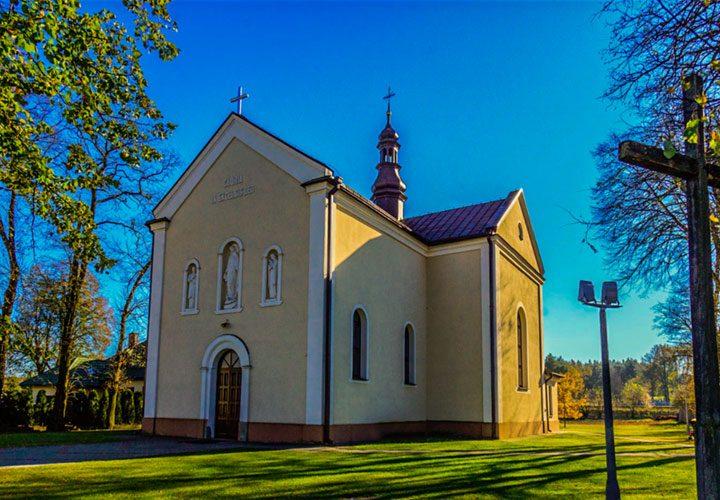 Kościół Matki Bożej Królowej Polski w Bełżcu