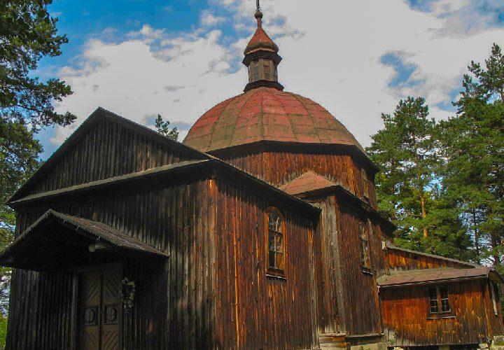 Cerkiew w Łówczy