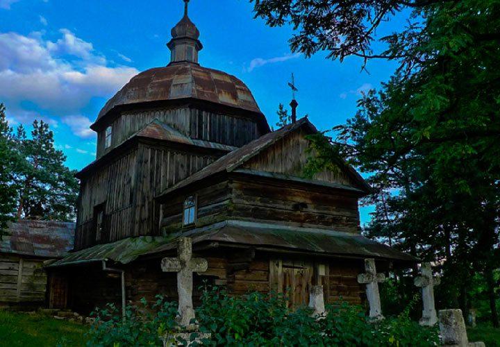 Cerkiew w Wielkiej Woli