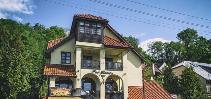Willa pod Basztą w Kazimierzu Dolnym