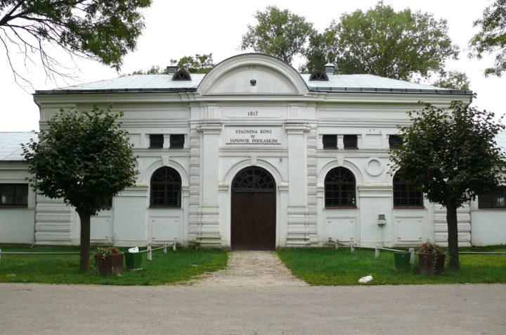 Stadnina Koni - Janów Podlaski