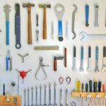 Narzędzia rowerowe – zestaw dla domowego warsztatu