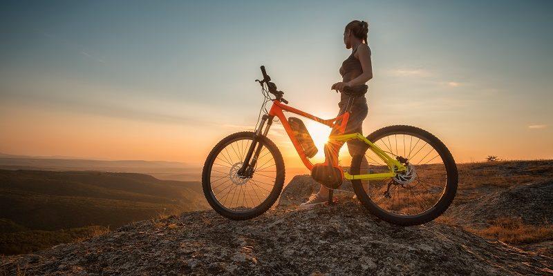 rower elektryczny mtb